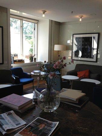 Hotel Skeppsholmen: Breakfast room