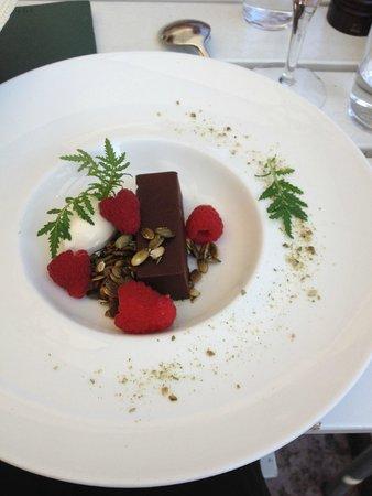 Hotel Skeppsholmen: Delicious pudding