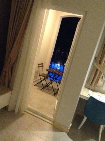 Sea Breeze Apart Hotel: balcony