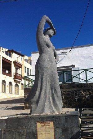 Lagunas y Playa de El Cotillo: Homenaje