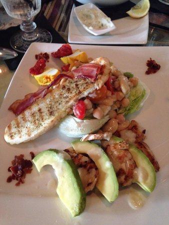 Shakespeare and Co.: Cobb salad