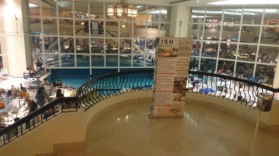 Aurora Oriental Resort Sharm El Sheikh: główna restauracja