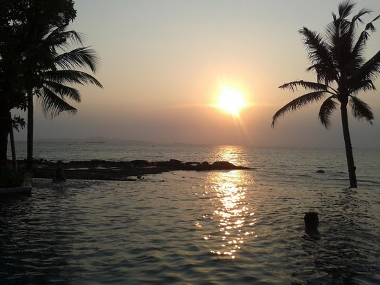 Cape Dara Resort : the end of a perfect day