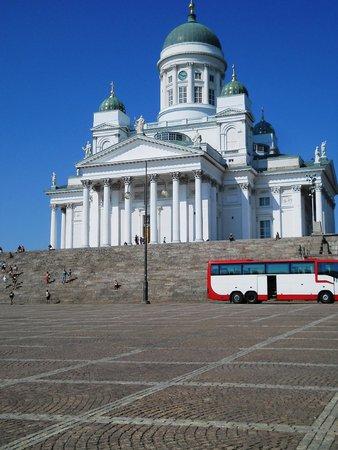 Plaza del Senado: la Cattedrale