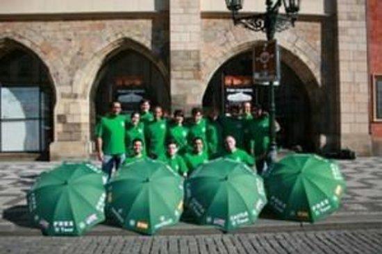 Tours Gratis por Praga en Espanol