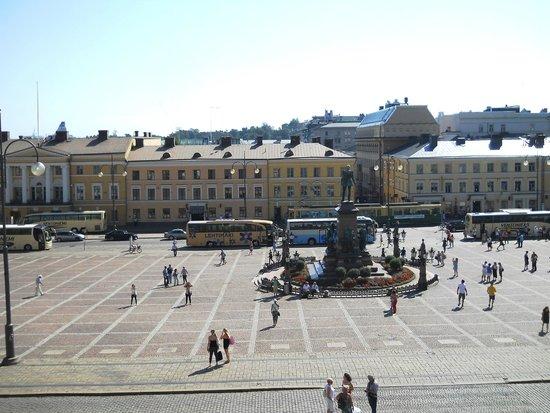 Plaza del Senado: Piazza del Senato