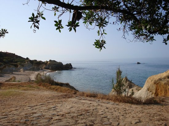 Vila Mimosa: Uitzicht tijdens een ochtendwandeling