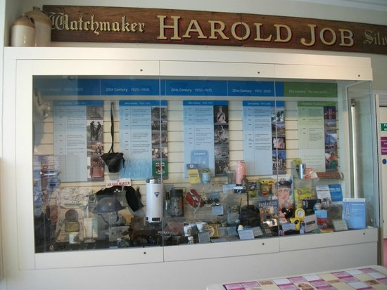 Westbury Manor Museum: Interesting display