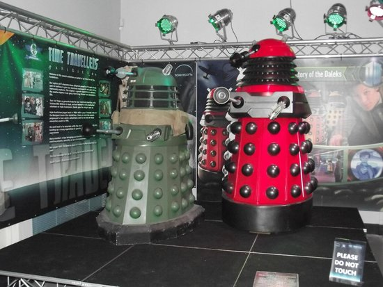 Spaceport : Daleks