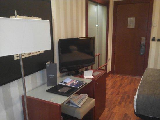 Zenit Coruna Hotel: Habitacion 109