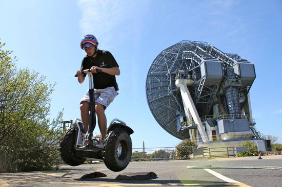 Cornwall Segway - now at Atlantic Reach NEWQUAY