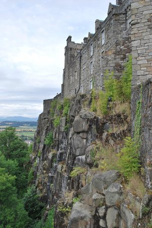 Image result for stirling castle wall