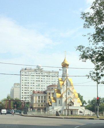 Alexander Nevskiy Cathedral in Kozhukhovo