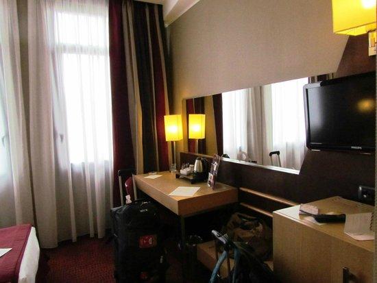 Mercure Roma Piazza Bologna : room