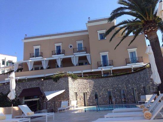 Capri Wine Hotel: Hotel Villa Marina Capri e SPA