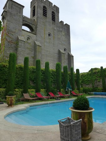 Hotel de la Cite Carcassonne - MGallery Collection : Great pool