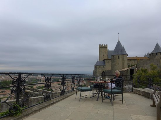 Hotel de la Cite Carcassonne - MGallery Collection : View