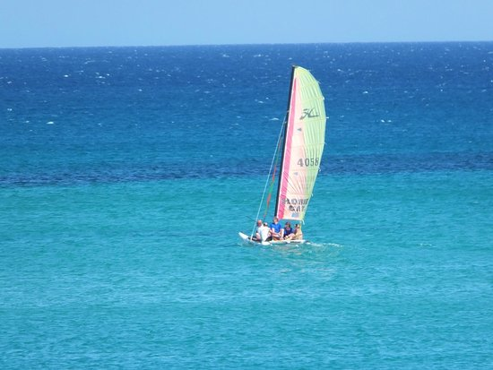 SENTIDO Aziza Beach Golf & Spa : Hobby Cat