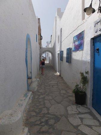 SENTIDO Aziza Beach Golf & Spa : In the Old Medina