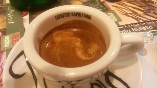 REbasilico Euroma2 : Caffè