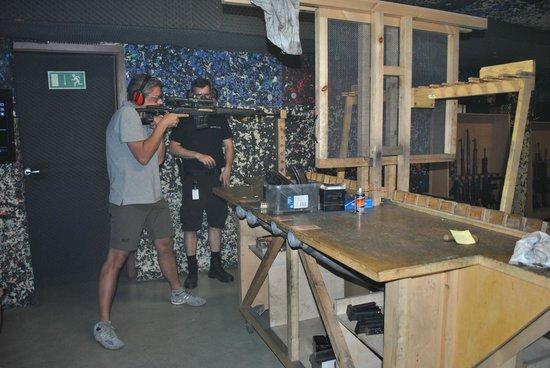 Celeritas Shooting Club: Alle prese con un Dragunov