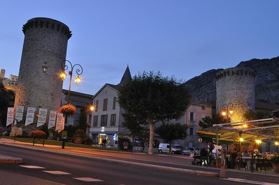 Restaurant Grand Hotel Du Cours Sisteron