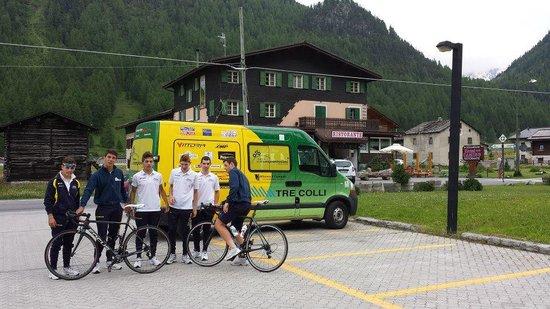 Hotel Camino : Team Città dei Campionissimi - TRE COLLI