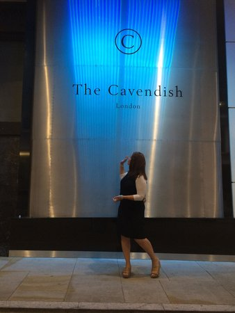 The Cavendish London: Un hôtel de qualité superbement rénove