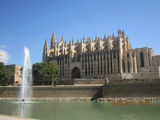 FERGUS Tobago: The Cathedral in Palma