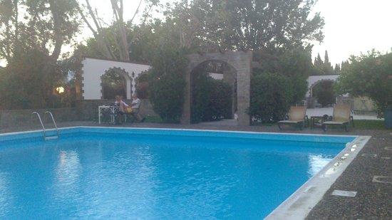 Stefania Beach Hotel: Πισίνα