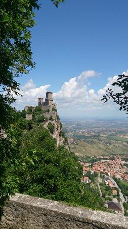 Hotel Metropolitan: Ausflug nach San Marino