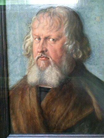 Gemäldegalerie: Dürer
