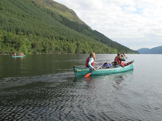 Boots N Paddles: The world slows down when you're paddling!