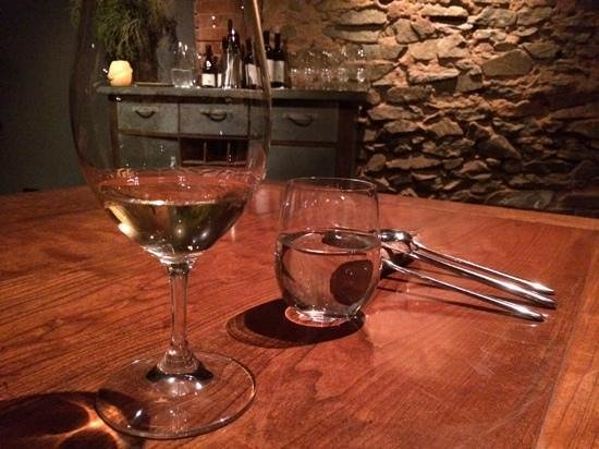 Hentley Farm Restaurant: The beginning of the journey...