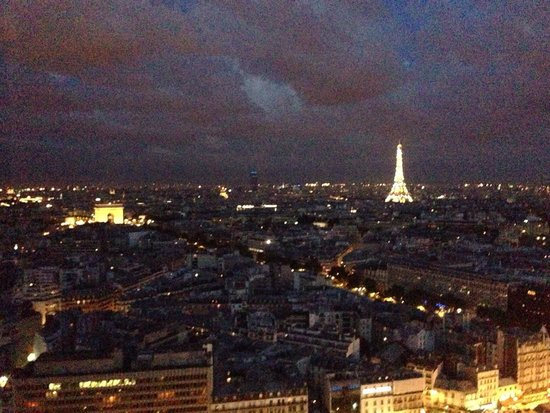 Hyatt Regency Paris Étoile: !