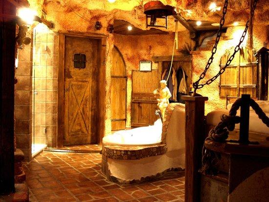Hotel Bergergut: Devil's cave suite