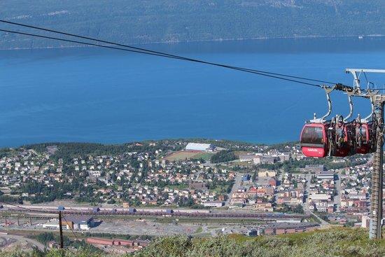 Narvikfjellet Gondola Lift: Fjellheisen