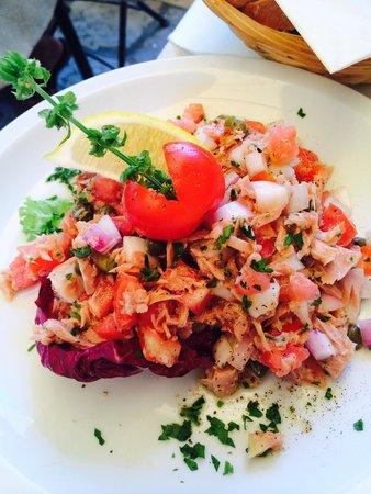 Moskar Konoba: Tuna salad