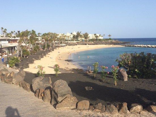 Lanzasur Club: Flamingo Beach 2 mins away