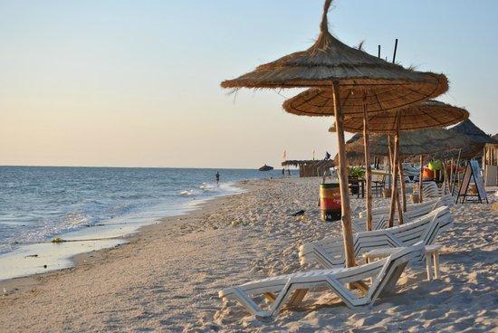 Iberostar Diar El Andalous: plage