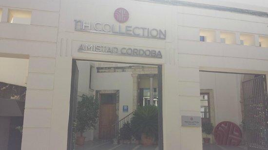 NH Collection Amistad Cordoba: Una de las entradas