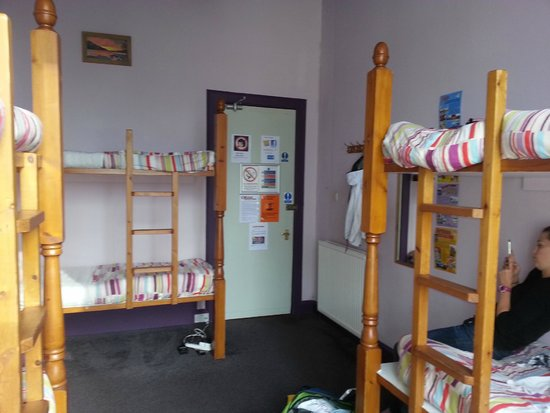 Oban Backpackers : chambre