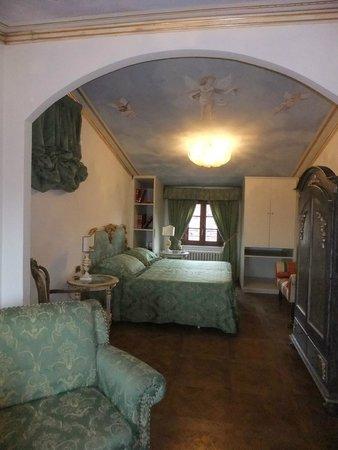 Hotel Palazzo Alexander: La Boheme suite