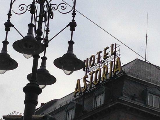 Danubius Hotel Astoria City Center: The Grand Hotel Astoria