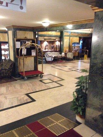 Danubius Hotel Astoria City Center: Lobby