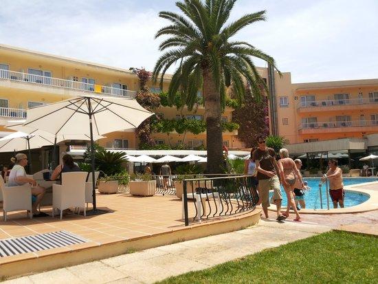 Grupotel Nilo & Spa: Pool area