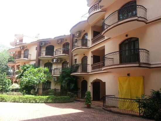 Nazri Resort Hotel: Block B