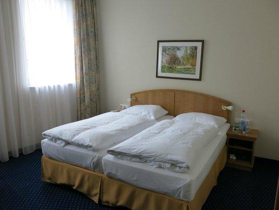 Hotel Glockenhof Eisenach : Room