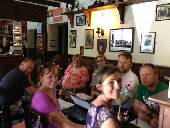 Foley's at The Pike Irish Pub & Restaurant : Our Gang