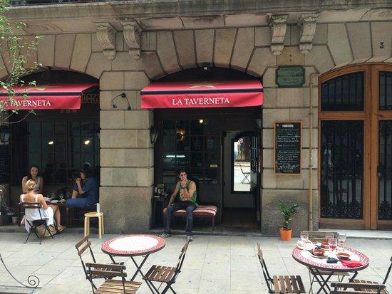 La Taverneta : 1 a Restaurant !